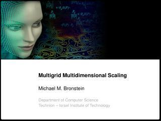 Multigrid Multidimensional Scaling