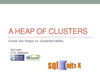 A heap of Clusters