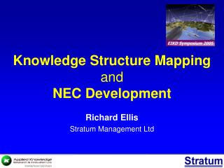 knowledge structure mapping and nec development