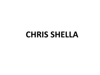 Chris Shella