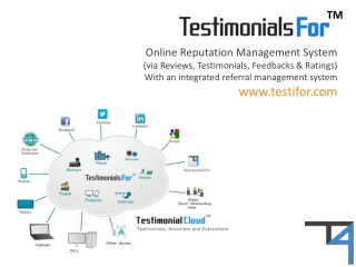 Review and Feedback Management System - TestimonialsFor