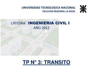 UNIVERSIDAD TECNOLOGICA NACIONAL