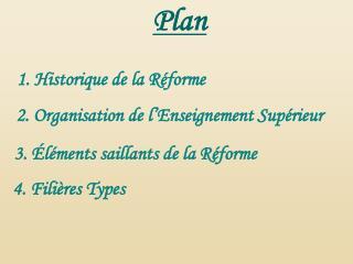 2. Organisation de l Enseignement Sup rieur