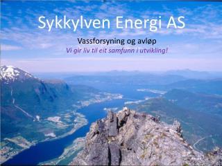 Sykkylven Energi AS
