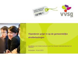 Vlaanderen grijpt in op de gemeentelijke afvalbelastingen