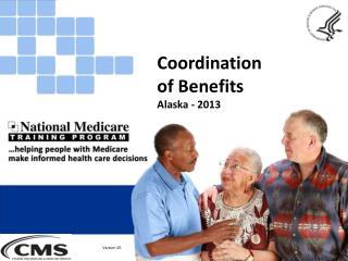 Coordination  of Benefits Alaska - 2013