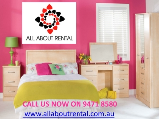 Hire Furniture Rental in Perth