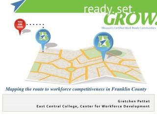 Mapping the route to workforce competitiveness in Franklin County