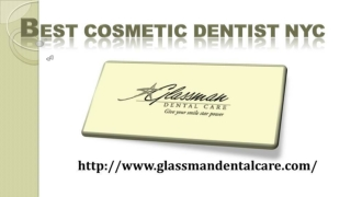 Cosmetic Dentistry Benefits