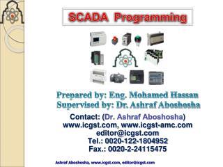 Contact: Dr. Ashraf Aboshosha icgst, icgst-amc editoricgst Tel.: 0020-122-1804952 Fax.: 0020-2-24115475