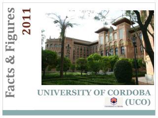 UNIVERSITY OF CORDOBA UCO