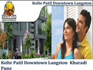 Kolte Patil Downtown Langston Pune