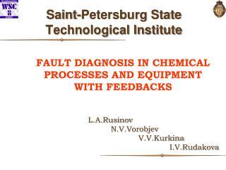Saint-Petersburg State Technological Institute