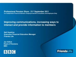 Improving communications, increasing ways to interact and provide information to members