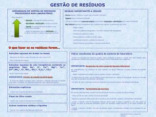 GEST O DE RES DUOS