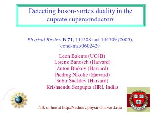 Detecting boson-vortex duality in the cuprate superconductors