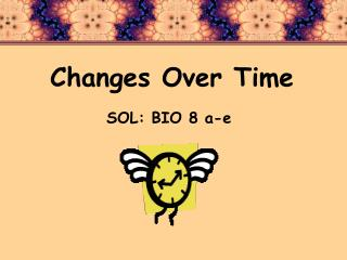 Changes Over Time