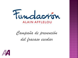 Alain Afflelou: mala visi�n y fracaso escolar
