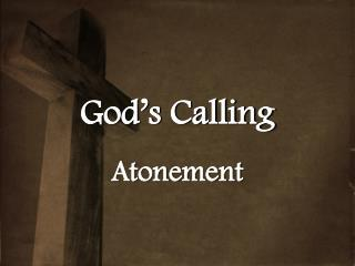 God s Calling
