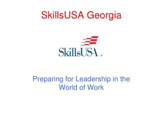 SkillsUSA Georgia