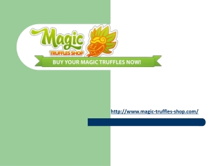 Magic Truffles Online | Magic Truffles Spores