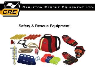 Carleton Rescue Equipment Ltd.