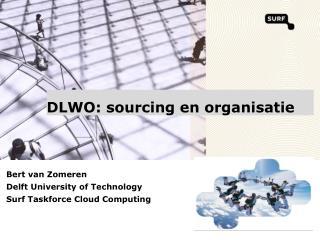 DLWO: sourcing en organisatie
