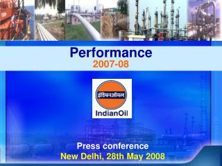 Performance  2007-08