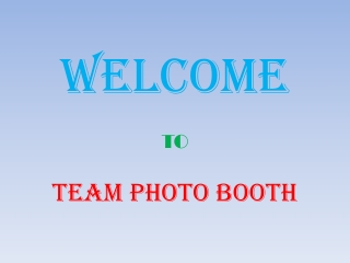 The Use of Photo Booth Rental for Wedding and Any Other Spec