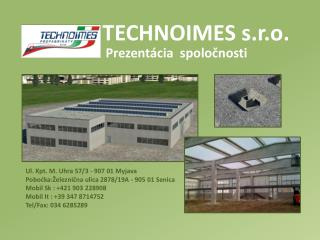 TECHNOIMES s.r.o.
