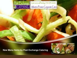 Catering companies Atlanta | Corporate caterers Atlanta