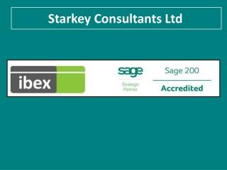 Ibex Sage 50 Consultants