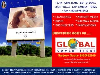 FOREVERMARK Outdoor Media Advertising