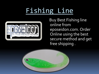 Dacron Fishing Line