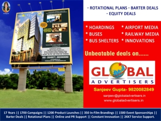HPA SPACES Outdoor Media Advertising