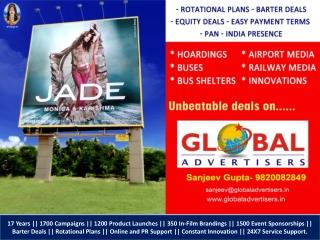 JADE Outdoor Media Advertising