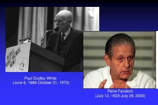 Paul Dudley White