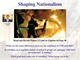 Shaping Nationalism