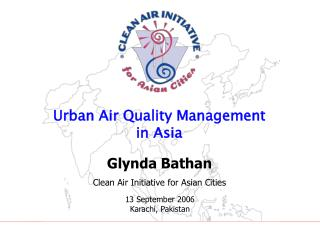 Urban Air Quality Management in Asia