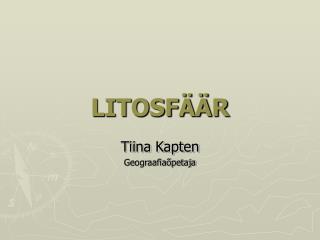 LITOSF  R