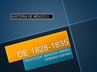 DE 1828-1835