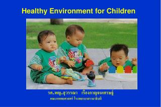 Healthy Environment for Children