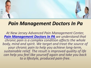 Knee Arthritis Pain