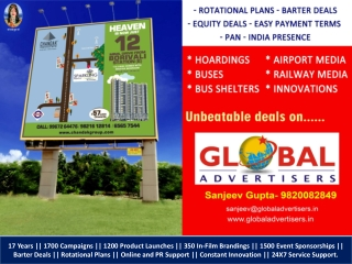 Chandak Builder Outdoor Media Advertising