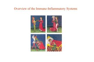 Overview of the Immune-Inflammatory Systems