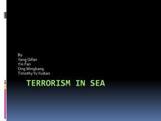 Terrorism in SEA