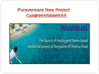 Puravankara New Project