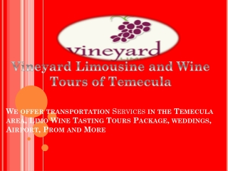 San Diego Wine Tours