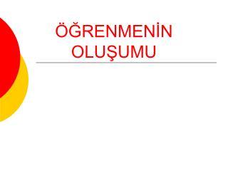 GRENMENIN  OLUSUMU