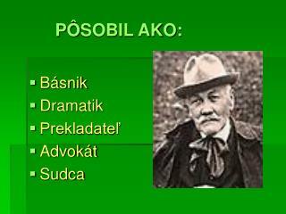 PAVOL ORSZ GH-HVIEZDOSLAV